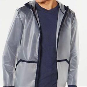 Bomber jacket (transparent)